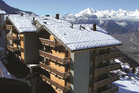 Korting wintersport Les Quatre Vallées ⛷️Résidence Plein Ciel