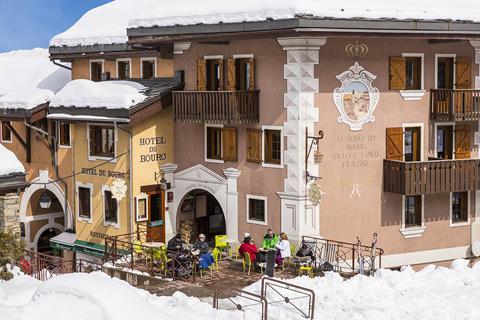 Super skivakantie Le Grand Domaine ⛷️Hotel du Bourg