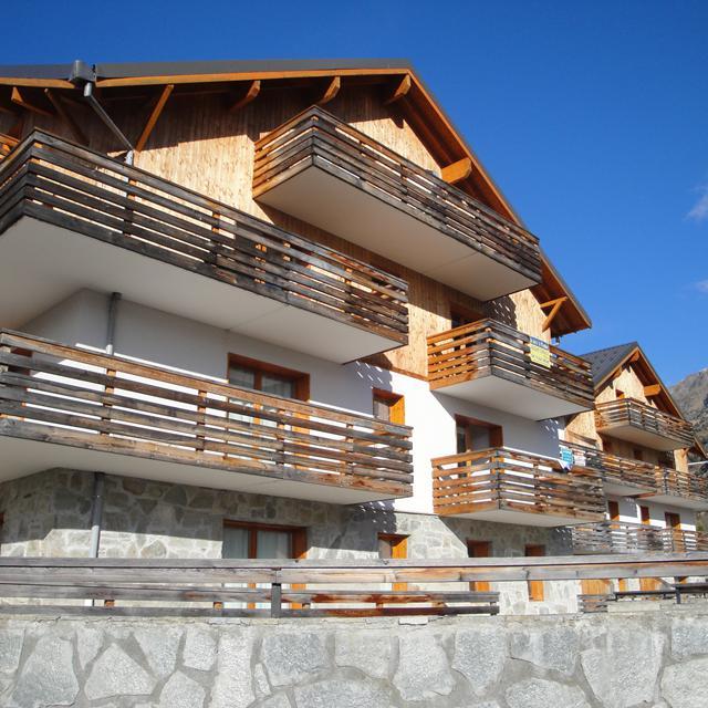 Meer info over Résidence Les Valmonts de Vaujany  bij Sunweb-wintersport