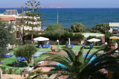 TOP DEAL zonvakantie Kreta 🏝️Appartementen Kritzas Beach