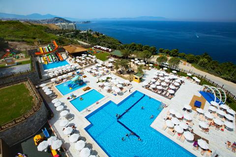 All inclusive zonvakantie Noord-Egeïsche Kust - Hotel Ramada Resort Kusadasi & Golf