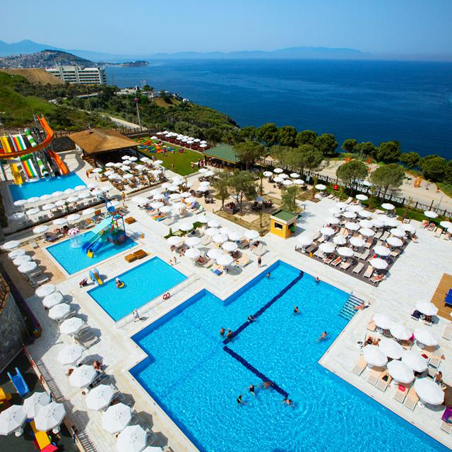 Hotel Ramada Resort Kusadasi & Golf