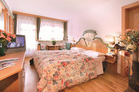 Goedkope wintersport Dolomiti Superski ⛷️Schloss Hotel & Club Dolomiti