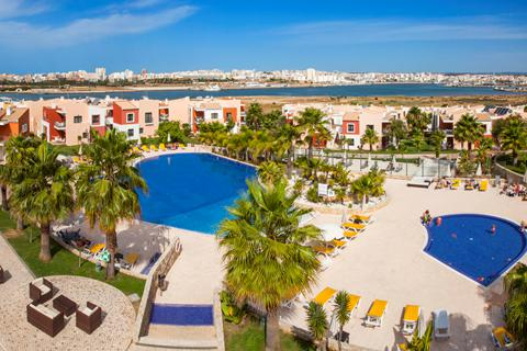Goedkope zonvakantie Algarve - Aparthotel Vitor's Village