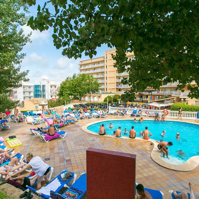 Hotel Palma Bay Club Resort