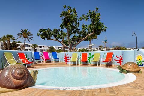 Goedkope zonvakantie Lanzarote 🏝️Hotel H10 Suites Lanzarote Gardens