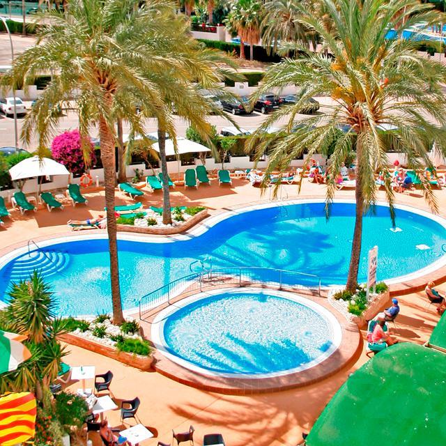 Hotel Roca Esmeralda & Spa - halfpension