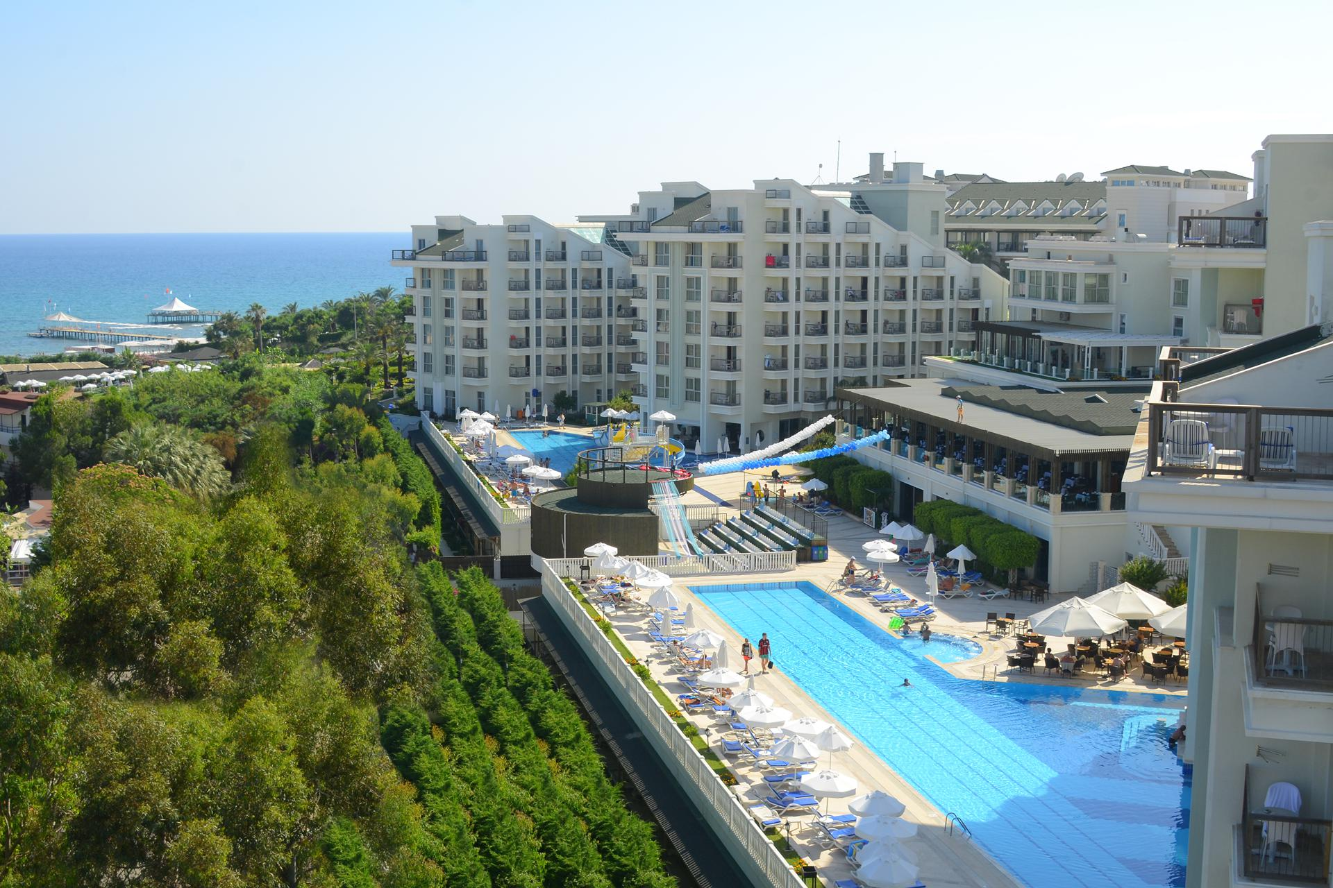 Hotel Royal Atlantis Spa Amp Resort T 252 Rkische Riviera