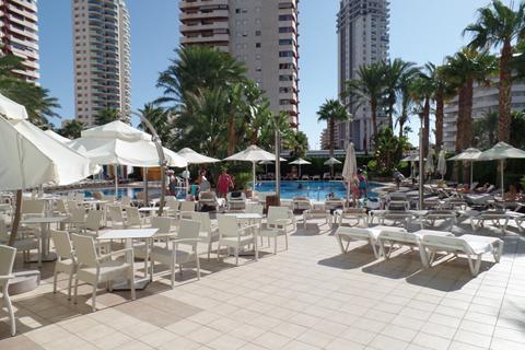 Goedkope zonvakantie Costa Blanca - Hotel Diamante Beach