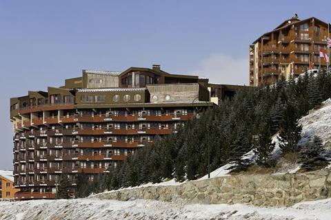 Goedkope wintersport Les Trois Vallées ⛷️Hotel Les Bruyères