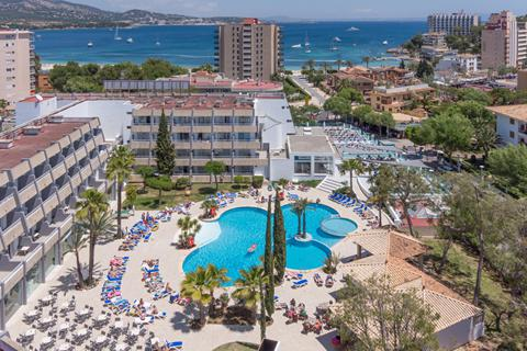 Geweldige zonvakantie Mallorca 🏝️Aparthotel Rosa del Mar
