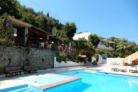Deal zonvakantie Corfu - Appartementen Sunflower
