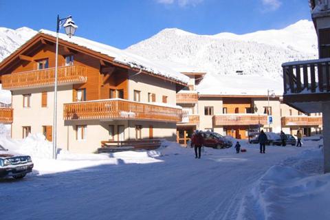 Korting wintersport Aussois ⛷️Résidence La Combe IV