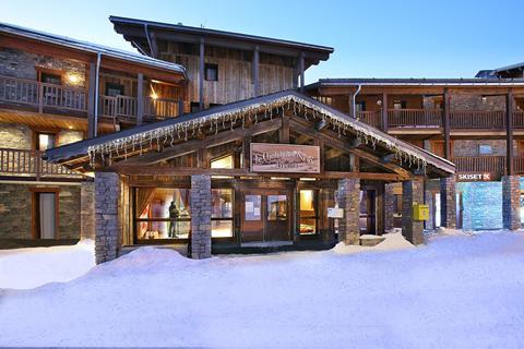 Korting wintersport Paradiski ⛷️Résidence Chalet des Neiges Arolles