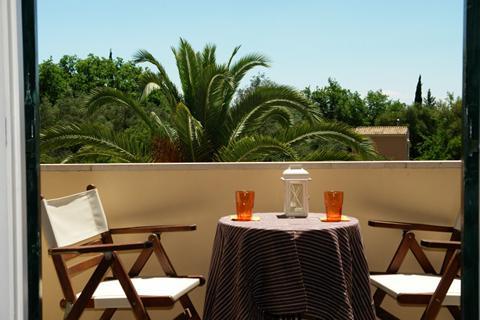 Goedkoop op vakantie Corfu 🏝️Hotel Fiori