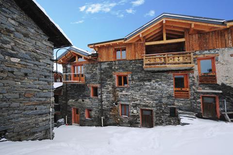 Goedkope wintersport Les Trois Vallées ⛷️Chalet Christophe & Elodie