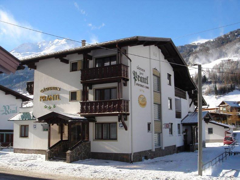 Appartementen Gästeheim Prantl