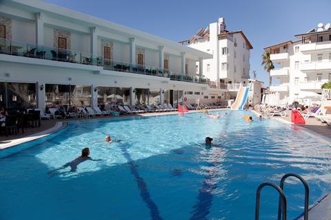 All inclusive zonvakantie Turkse Rivièra - Hotel Merve Sun
