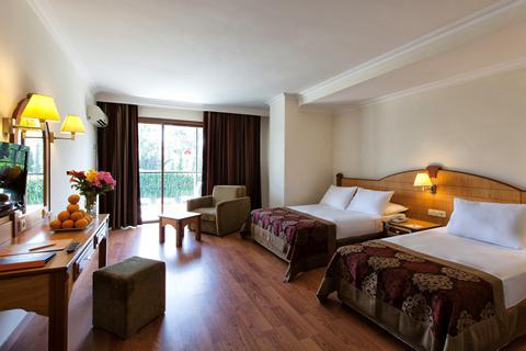 All inclusive zonvakantie Turkse Rivièra - Hotel Adalya Art Side - voorheen Grand Art Side