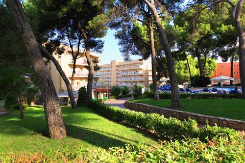 All inclusive zonvakantie Mallorca - Hotel Palma Bay Club