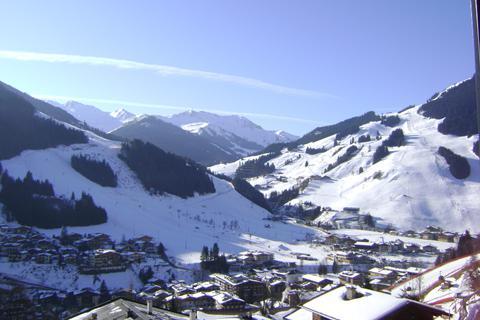 Goedkope skivakantie Skicircus Saalbach-Hinterglemm-Leogang-Fieberbrunn ⛷️Pension Böhmerwald