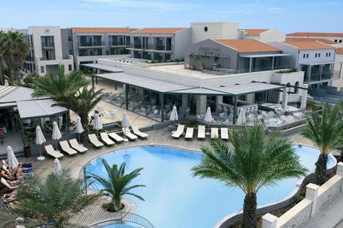 Last minute vakantie Kreta - Hotel Aegean Pearl - logies en ontbijt
