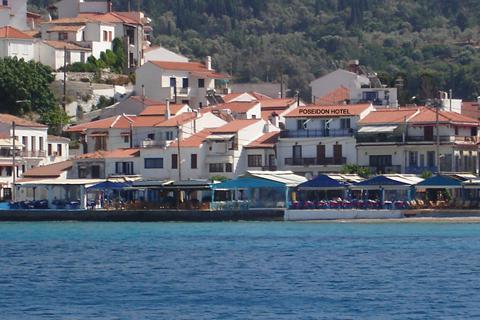 Goedkope zomervakantie Samos - Appartementen Poseidon