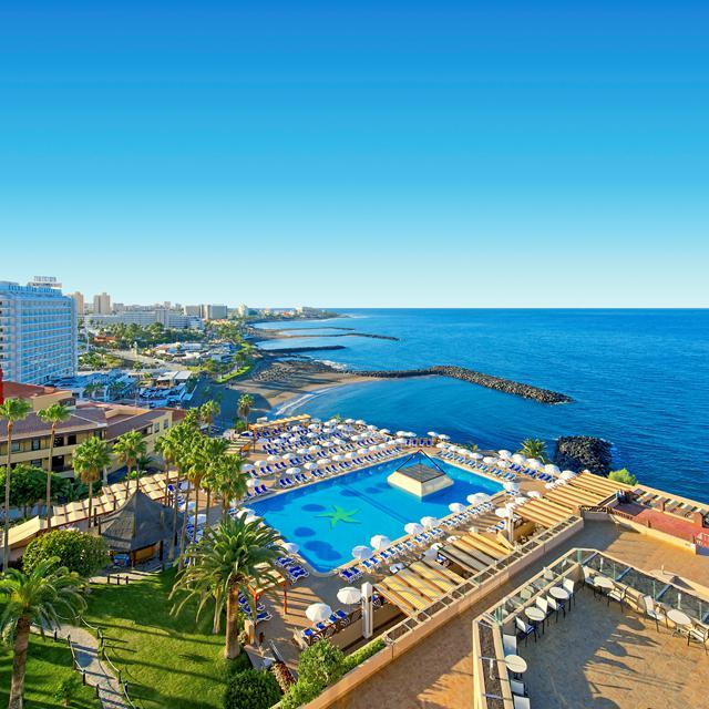 Hotel Iberostar Bouganville Playa - logies en ontbijt beoordelingen