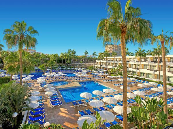 Hotel Iberostar las Dalias - Spanien, Tenerife thumbnail