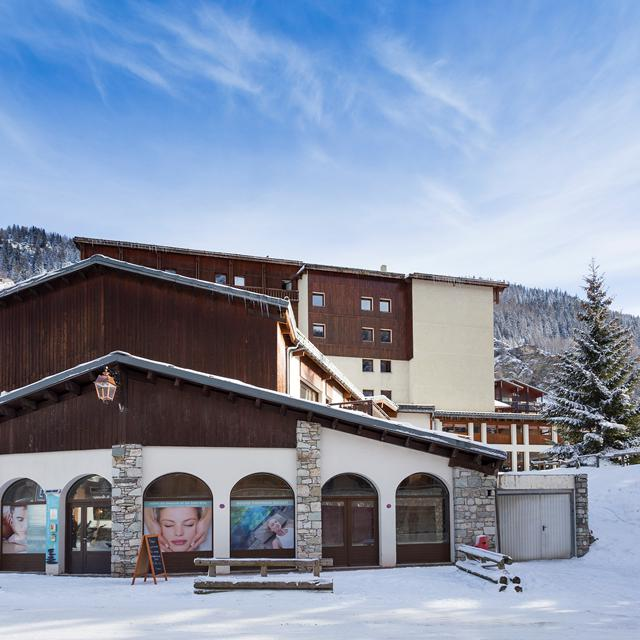 Hotel Club MMV Les Brévières