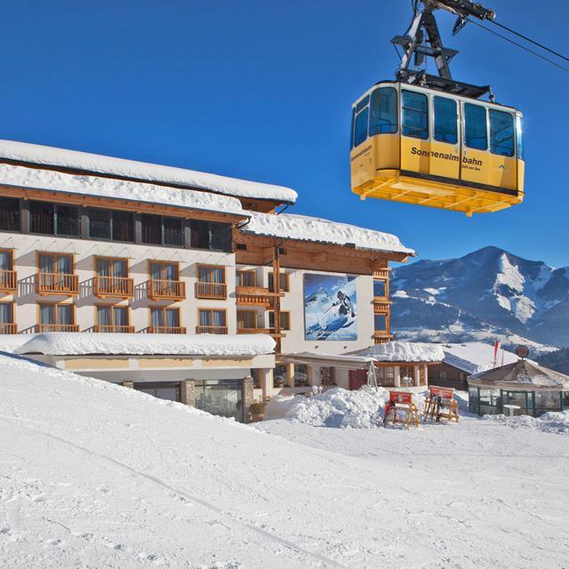 Alpine Resort Zell am See - Halfpension
