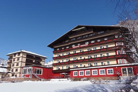 Heerlijke skivakantie Ski Amadé ⛷️Hotel Germania