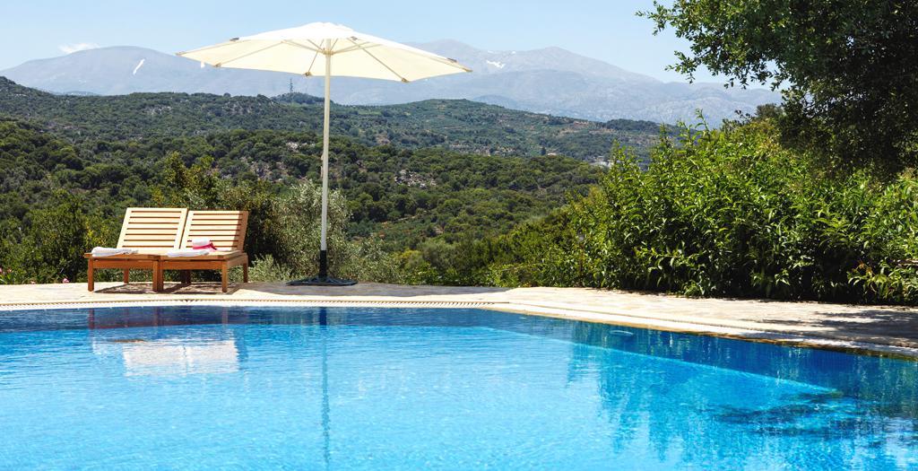 Bijzondere accommodaties Appartement Aposperites in Drosia (Kreta, Griekenland)