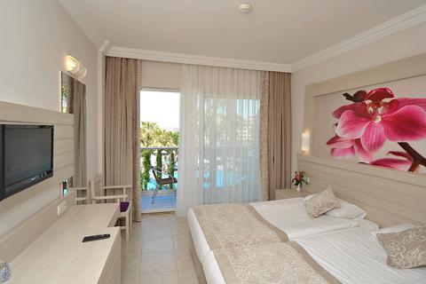 All inclusive zonvakantie Turkse Rivièra - Hotel Seaden Corolla