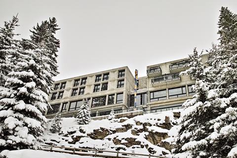 Goedkope skivakantie Le Grand Massif ⛷️Hotel Terminal Neige le Totem