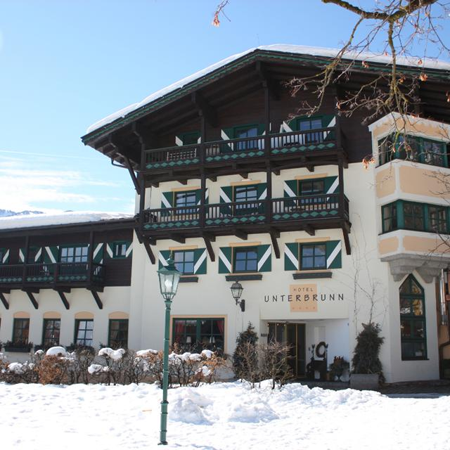 Hotel Unterbrunn Salzburgerland