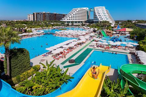 Goedkope zonvakantie Turkse Rivièra - Hotel Miracle Resort