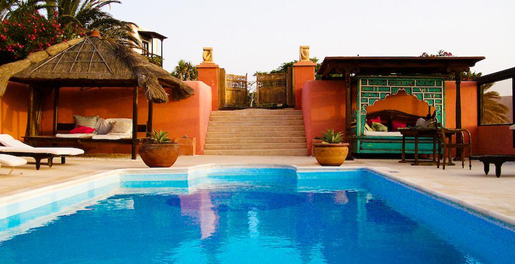 Bijzondere accommodaties Casa el Morro in Uga (Lanzarote, Spanje)