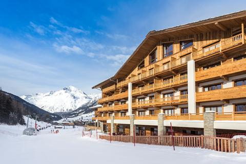 Goedkope skivakantie Val Cenis ⛷️Résidence Saint Charles