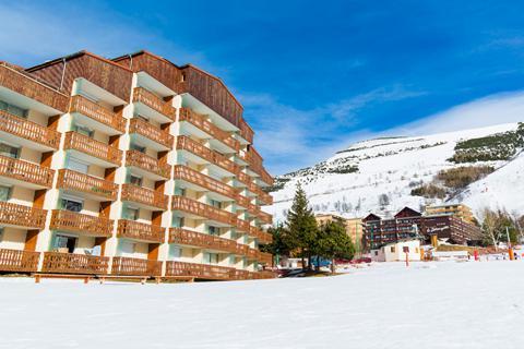 Goedkope skivakantie Les Deux Alpes ⛷️Résidence Champame