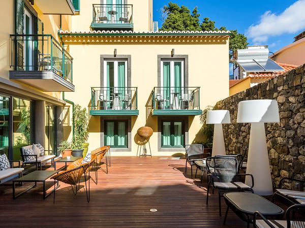 Castanheiro Boutique Hotel - Portugal, Madeira thumbnail