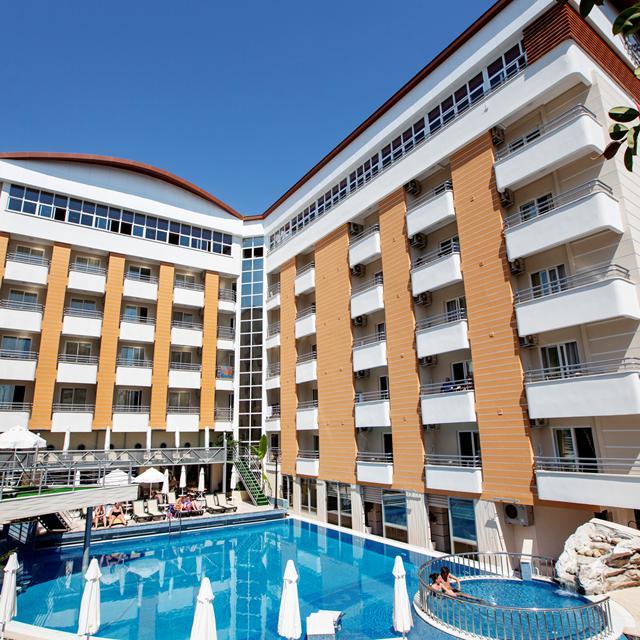 Alanya - Hotel Alaiye Kleopatra