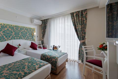 Aanbieding zonvakantie Turkse Rivièra - Hotel Alaiye Kleopatra