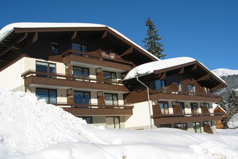 Goedkope skivakantie Zillertal ⛷️Almdorf Homes Königsleiten