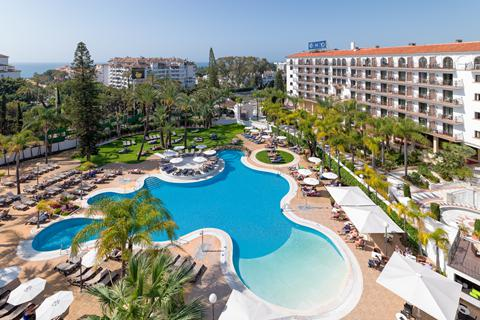 Goedkope vakantie Andalusië - Costa del Sol 🏝️Hotel H10 Andalucia Plaza - logies en ontbijt -adults only