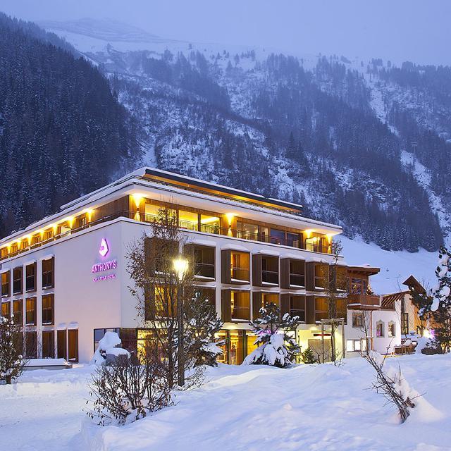 St. Anton am Arlberg - Anthony's Life et Style Hotel