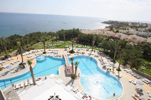 Super zonvakantie Cyprus. 🏝️Tsokkos Ascos Coral Beach hotel