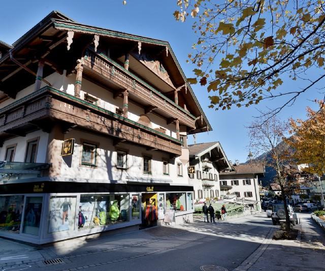 Hotel Garni Pramstraller - Zomer