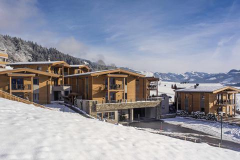 Goedkope skivakantie Wilder Kaiser-Brixental ⛷️Resort Tirol am Sonnenplateau