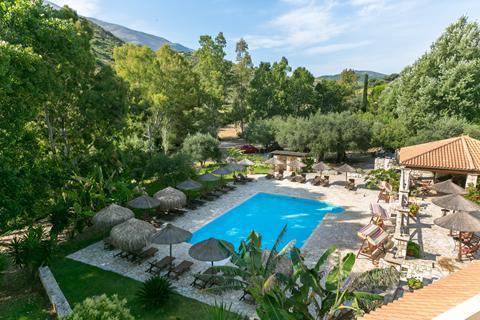 Goedkope zonvakantie Kefalonia - Odyssey Villas